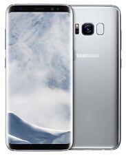 Samsung Galaxy S8 SM-G950 - 64GB - Arctick Silver (Unlocked) Smartphone