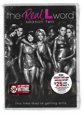 THE REAL L WORD Season Two 3 Disc Set NEW R1