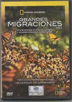 *National Geographic: Grandes Migraciones Vol. 1 (DVD) -Blockbuster Promotion
