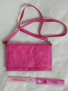 Clutch, pink, Abendtasche, Adagio, Party, Blogger, Fashion, Kunstleder