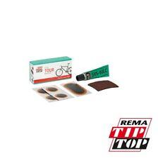 2 x Fahrrad Flickzeug TIP TOP TT 01 Reperatur Set Kit Reifen Schlauch Panne