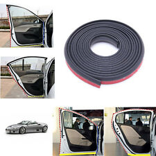 4m Z Shape Car Door Rubber Weather Seal Strip EPDM Noise Insulation Weatherstrip