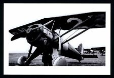 Amedee Passemard DEC. WWII French Fighter Pilot Ace-5 Signed 4x6 Photo E16731