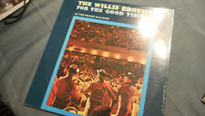 Willis Brothers For The Good Times At The Grand Ole Opry Sealed Vinyl LP