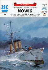 Russisch Kreuzer Novik / Nowik (1900)   Maßstab 1:250 JSC 264