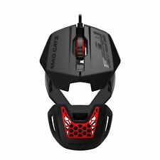 Mad Catz R.a.t. 1 Souris Filaire Gaming Rouge/NoirPC Windows 10/8/8.1/7 Neuf