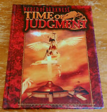 World of Darkness - Time of Judgment (2004, CAN print) (NM) HC