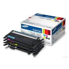 Samsung Pack toner CLT-P4072C Noir + Couleurs