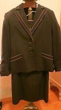 louben womens suit size 4
