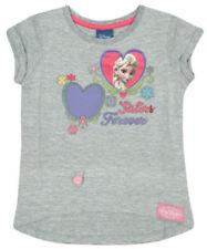 Camisas, camisetas y tops de niña de 2 a 16 años gris Disney