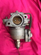 KOHLER COMMAND CV730 25HP V-TWIN ENGINE NIKKI CARBURETOR CV730S-0027