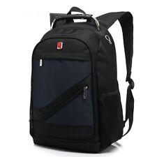 Black Laptop Backpack with Tablet/ eReader Pocket  - 2060