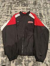 Chicago Bulls Vintage 90's Reebok Men's Full Zip Windbreaker Jacket Sz XL