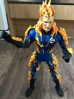 2005 Marvel Human Torch Figure 14' Fantastic 4 Four Comic Collectable
