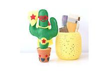 Handmade Charlotte Creativity for Kids Kids Adopt A Cactus