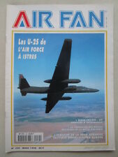 AIR FAN 232 CARAVELLE CHILE ELKAN LOCKHEED U-2S DRAGON LADY RAF TRAINING HAWK