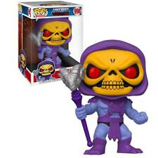 SKELETOR FIGURINE SUPER SIZED POP MASTERS OF THE UNIVERSE FUNKO 998 25 CM