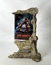 Vintage Stand ONLY Army of Darkness McFarlane Movie Madness NO FIGURE 2001