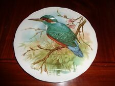 M G China Collectors Plate THE KINGFISHER