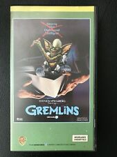 Gremlins VHS Tape English with dutch subs