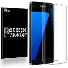 Samsung Galaxy S7 Edge [2-PK BISEN] FULL COVER Anti-Glare Matte Screen Protector