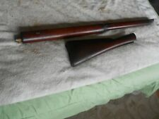 Swiss model 1878 vetterli rifle complete wood stock nice condition