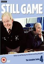 STILL GAME THE COMPLETE SERIES 4 - DVD - REGION 2 UK