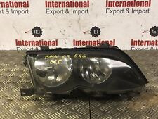 BMW 316 E46 5DOOR COMPLETE DRIVER FRONT HEADLIGHT O/S/F PART NUMBER 6910960