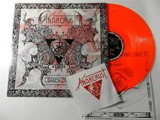 "ANARCRUST COALESCENCE ALBUM 12"" COLORED VINYL RECORD ! PUNK THRASH"