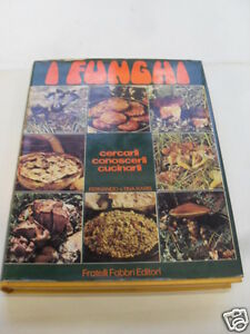 RARIS/RARIS - FUNGHI - ED.FABBRI - 1973