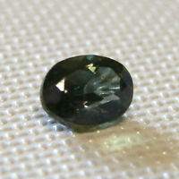 Australian natural green sapphire gemstone...0.33 Carat