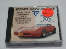 Going back in Time 2-Hits from the 70's Shirley & Company, Gladys Knight .. [CD]