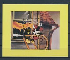 LM15109 Grenada 1979 Mickey Mouse disney good sheet MNH