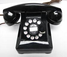 Restored Steel Western Electric 302 Telephone