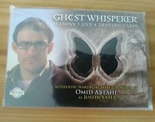 GHOST WHISPERER WORN COSTUME PIECEWORKS CARD- OMID ABTAHI
