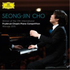 Seong-Jin Cho: Winner, the 17th International Fryderyk Chopin Piano Competition