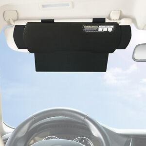 TFY Car UV Rays Protection Sun Visor Windshield Side Window Sunshade Extender