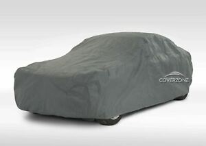 Tailored Outdoor Breathable Stormforce Car Cover Rover 80 Saloon 1949-1964 F99
