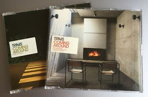 TRAVIS- 'COMING AROUND' CD1+CD2 -Just the Faces Change 12 Songs RARE NEW CDS