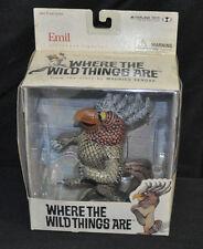"2000 ""Where the wild things are"" EMIL MONSTER FIGURE MIB Sendak Figure"