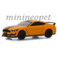 GREENLIGHT 13250 F GL MUSCLE 2019 FORD SHELBY GT 350  R 1/64 DIECAST ORANGE