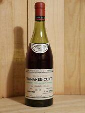 1966er Romanee Conti  -  Burgundy  -  TOP RARITÄT ******
