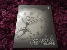 Patek Philippe Watch Catalogue 2018 - Just released - UK Issue