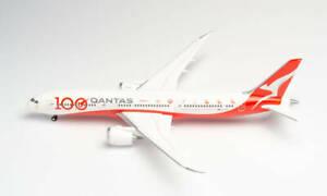 """570756 - 1/200 QANTAS BOEING 787-9 DREAMLINER - 100TH ANNIVERSARY """"LONGREACH"""""""
