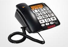 Topcom Sologic A801 Grosstastentelefon Seniorentelefon