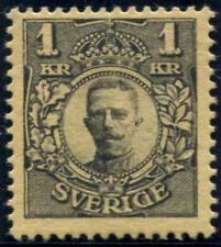 Lot N°6659 Suède N°60 Neuf * Qualité TB