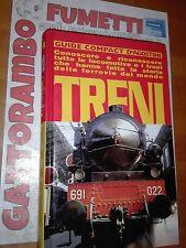 Treni guide compact anno 2003 - De Agostini magazzino mai aperto