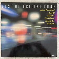 New listing Various, Best Of British Funk - Funk, Disco Compilation Vinyl LP Record 2480 659