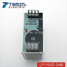 100W 24V 4.2A Mini size Din Rail Single Output Switching power supply