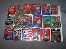 Nascar Huge Lot 1/64 Diecast Cars In Package Dale Senior Jeff Gordon Mark Martin